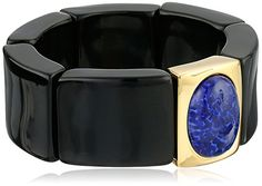 Kenneth Jay Lane Enameled Stretch Bracelet, 3""