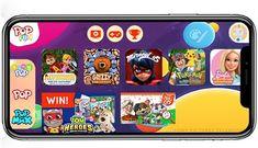POPFest 2020 | Pop tv Pop Website, Spirit Of Summer, Masha And The Bear, Music Sing, Tv App, Mega Man, Lego Friends, Best Apps, Chipmunks