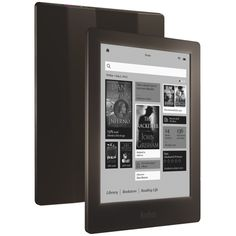 Kobo Aura HD 6.8 eReader Touch Edition - Espresso or Onyx,  - Be a nice upgrade  from my kobo touch