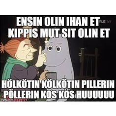 Funny Shit, Funny Memes, Hangover Humor, Finland Culture, Smart Quotes, Moomin, Crazy People, Videos Funny, Funny Photos