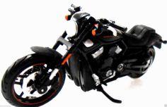 2012-VRSCDX-Night-Rod-Special-Diecast-Harley-Davidson-Motor-Bike-1-18-Miniature