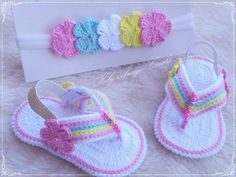 Crochet Baby Sandals, Crochet Baby Boots, Crochet Baby Clothes, Baby Knitting Patterns, Crochet Patterns, Häkelanleitung Baby, Baby Shoes Pattern, Baby Slippers, Crochet Crafts