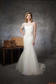 Vestidos de noiva Justin Alexander 8651 Spring 2013