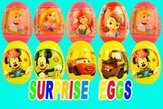 24 surprise eggs 24 сюрприз яйца #surprise https://www.youtube.com/watch?v=spAMddtR0d0