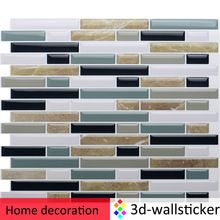 Stick On Tile Decorations Waterproof Self Adhesive Wall Tiles  Waterproof Selfadhesive