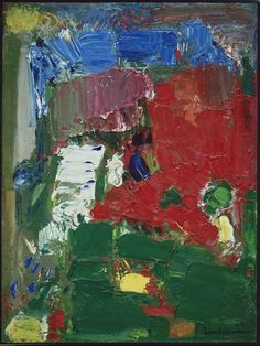 Hans Hofmann, Twilight, 1957