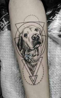 29 Labrador Retriever Tattoo Ideas and Designs For Men And Women 2020 PetPress Tattoos Skull, Dog Tattoos, Animal Tattoos, Cute Tattoos, Body Art Tattoos, Tattoo Fails, Tattoo Quotes, Tatoo Dog, Cat And Dog Tattoo