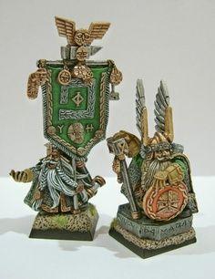 warhammer dwarf miniatures - Google Search