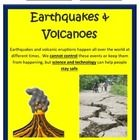 volcanoes and earthquakes study guide What type of volcano is mount st helens note: on december 26, 2004, an earthquake (magnitude of mw 91-93, it is the third largest earthquake ever recorded on a seismograph) caused when the indian plate was subducted by the burma plate.