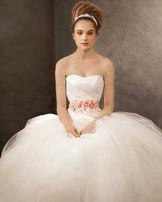 White by Vera Wang ~ Quinceañera Dresses