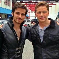 Josh Dallas David Nolan James encantado charming killian Colin O'donoghue hook capitão gancho Ouat once upon a time