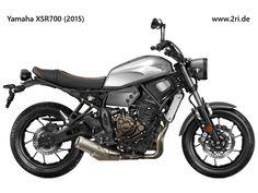 Yamaha XSR700 (2015)