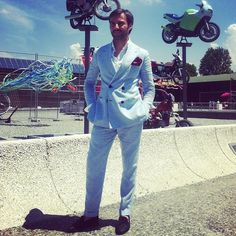Riccardo Maria Angelo Viganò @ Pitti Uomo  #RMAV #RMAVstyle #RiccardoMariaAngeloViganò #menswear #trend #vogue #gq #doublebreasted #menswear #pitti #pittiuomo #tailor #sprezzatura #madetomeasure #menstyle #men#style