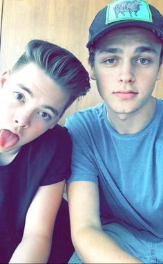 Zach & jonah