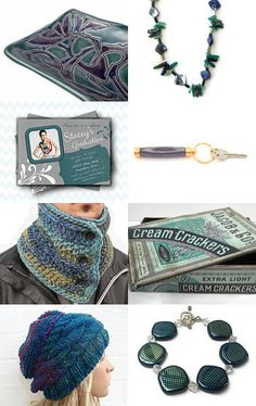 Into the blues by Tronell on Etsy--Pinned with TreasuryPin.com