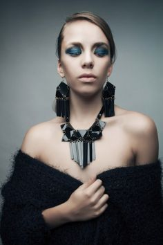 Another Arm's Winter Collection, Chokers, Photography, Website, Jewelry, Inspiration, Design, Fashion, Biblical Inspiration