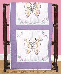 "Butterfly 18"" Quilt Blocks"