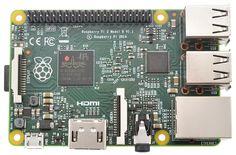 Raspberry Pi 2 close-up