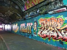 Leake Street Tunnel, London: See 71 reviews, articles, and 155 photos of Leake Street Tunnel, ranked No.276 on TripAdvisor among 1,312 attractions in London.