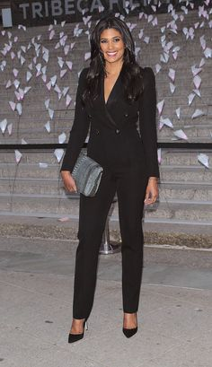Rachel Roy @ Vanity Fair Hosts Tribeca Film Festival Opening