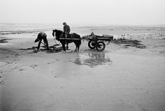 Hartlepool 1962 - Decorative Collective Dc Photography, Street Photography, Northern England, Galleries In London, Black N White Images, Black White, First Photograph, Beach Scenes, Vintage Travel Posters