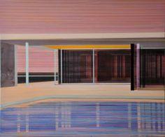 """Saatchi Art Artist Cécile van Hanja; Painting, """"Outdoor surroundings"""" #art"""