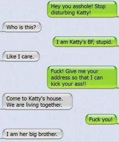 text message im her boyfriend wwwfunny pictures blogcom