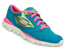 Girls: spring into action with the Skechers GOrun shoe