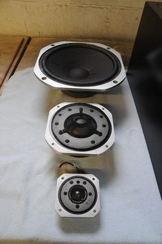 Hello all! Been meaning to start this for a while now but to be honest I've just been enjoying listening to them on a day to day basis. They're currently in. Yamaha Speakers, Car Audio