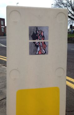 Sticker by Blue142, Leeds