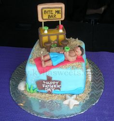 Father's Day cake | Flickr - Photo Sharing!