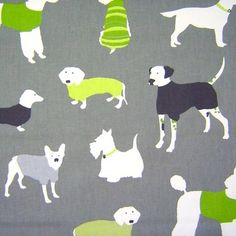 The Prestigious Mans Best Friend Granite is a themed design in Grey and Green. Part of the It's A Dogs Life range, it is ideal for many different styles. This luxury fabric blind is created by laminating a fabric lining to its reverse, creating a more structured material that works as a premium roller blind.