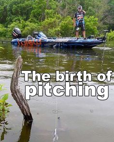 Learn the technique of Tommy Biffle's pitching approach. Soft Lure, Bass Fishing, Flipping, Pitch, Oklahoma, Sticks, 1970s, It Cast, In This Moment