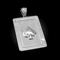 Million Charms 14k Yellow Gold Star of David Charm Pendant with 18 Rolo Chain 25mm x 22mm
