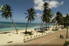 Playas paradisiacas en #SanAndres. #FotoDelDia EnMiColombia.com