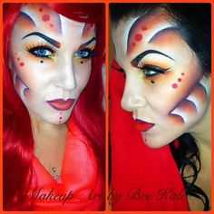 28 Best Martian Makeup Images On Costumes Artistic Make