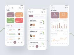 Dashboard Ui, Dashboard Design, App Ui Design, Mobile App Design, Mobile Ui, Ui Ux, Wireframe Design, Daily Task, Application Design