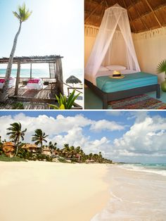 MEXICO CITY GUIDE: where to stay - PAPAYA PLAYA PROJECT, Tulum