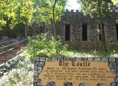 The Castle - Turner Falls, Oklahoma