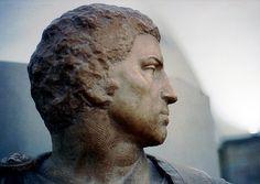 Brutus - Michelangelo Buonarroti - 1540 - Marble - Museo Nazionale del Bargello, Florence #TuscanyAgriturismoGiratola