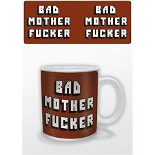 Bad Mother F**ker Samuel Jackson Mug Coffee Tea Cup Licensed Novelty Gift