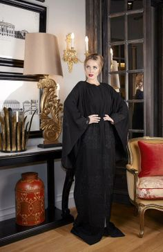 ROUGE COUTURE | DARZ DESIGN ABAYA COLLECTION on Behance