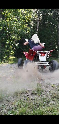 Cowgirls, Atv, Finland, Racing, Running, Mtb Bike, Auto Racing, Atvs, Western Boot