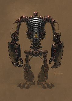 ANDEAD.com - gallery | Exoskelet