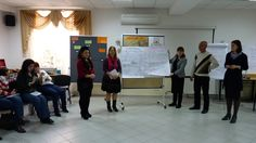 Presentations of game ideas and concepts. Peace Building, Conflict Resolution, Teaching English, Four Square, Innovation, Presentation, Concept, Organization, Entertaining
