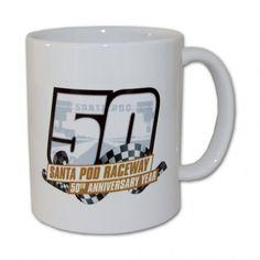 50th Anniversary Race Logo Mug
