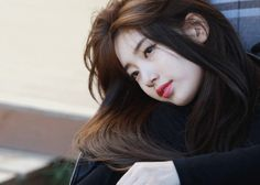 Why is her hair so good~ Bae Suzy, Korean Actresses, Korean Actors, Korean Girl, Asian Girl, Asian Woman, Miss A Suzy, Pose Reference Photo, Colors