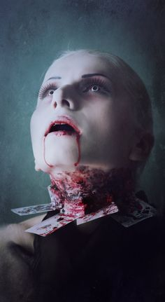 So bloody by Nerium-Oleandr.deviantart.com on @deviantART
