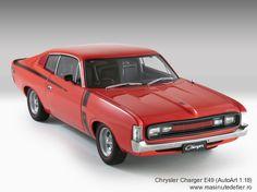 Chrysler Charger E49 scara 1:18