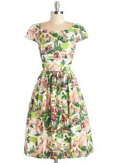 Emily and Fin Unmatched Panache Dress | Mod Retro Vintage Dresses | ModCloth.com